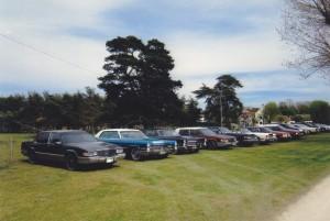 Cadillacbilar på Vanges 2017_0001